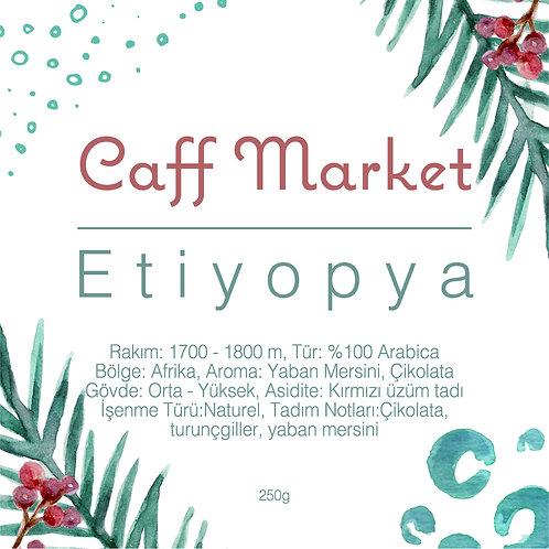 Etiyopya Çekirdek Kahve 250gr