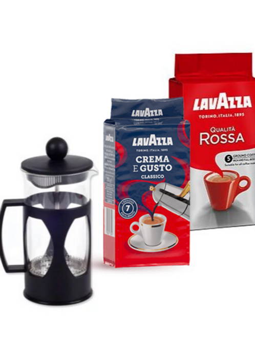 Lavazza French Press Seti
