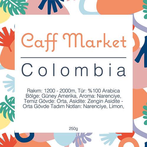 Colombia Çekirdek Kahve 250gr