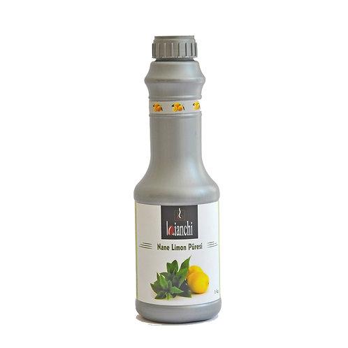 Bianchi Meyve Püresi - Nane Limon 1 Kg