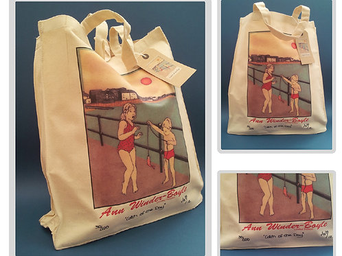The Collectable Ann Winder-Boyle, Limited Edition 'Catch of the Day Bag'