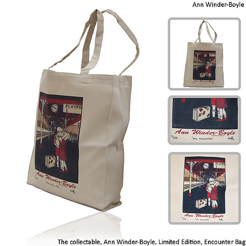 The Collectable Ann Winder-Boyle, Limited Edition 'Encounter Bag'