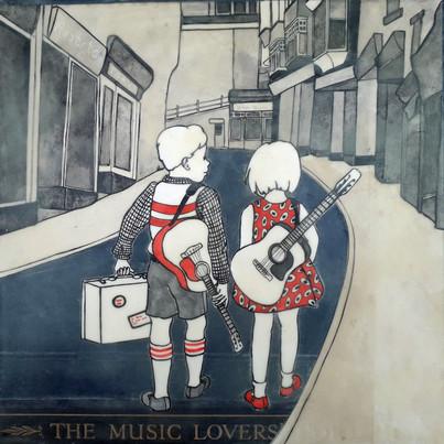 The Music Lovers Portfolio