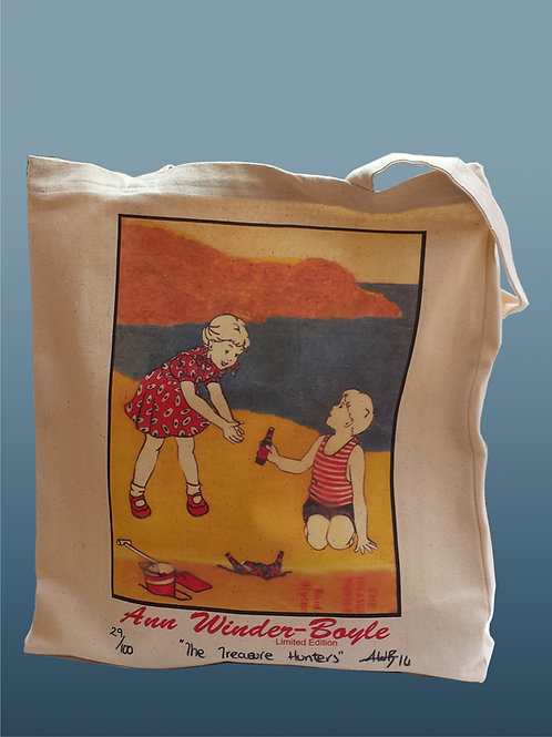 The Collectable Ann Winder-Boyle, Limited Edition 'The Treasure Hunters Bag'