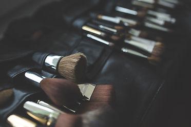 Airbrush la aplicación del maquillaje