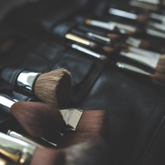 Airbrush Makeup Application