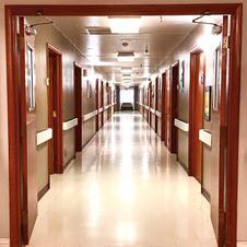 Kiowa District Manor Hallway