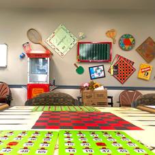 Kiowa District Manor Activities Room