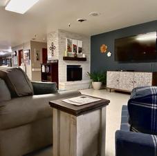Kiowa District Manor LIving Room