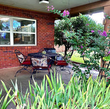 Kiowa District Manor Porch