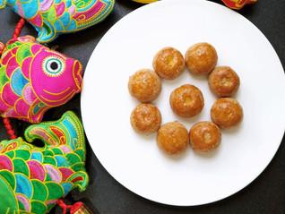 Keto PB Almond Cookies for a Happier CNY!