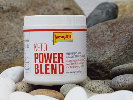 This MCT Power Blend gets you into FAT-BURNING!!