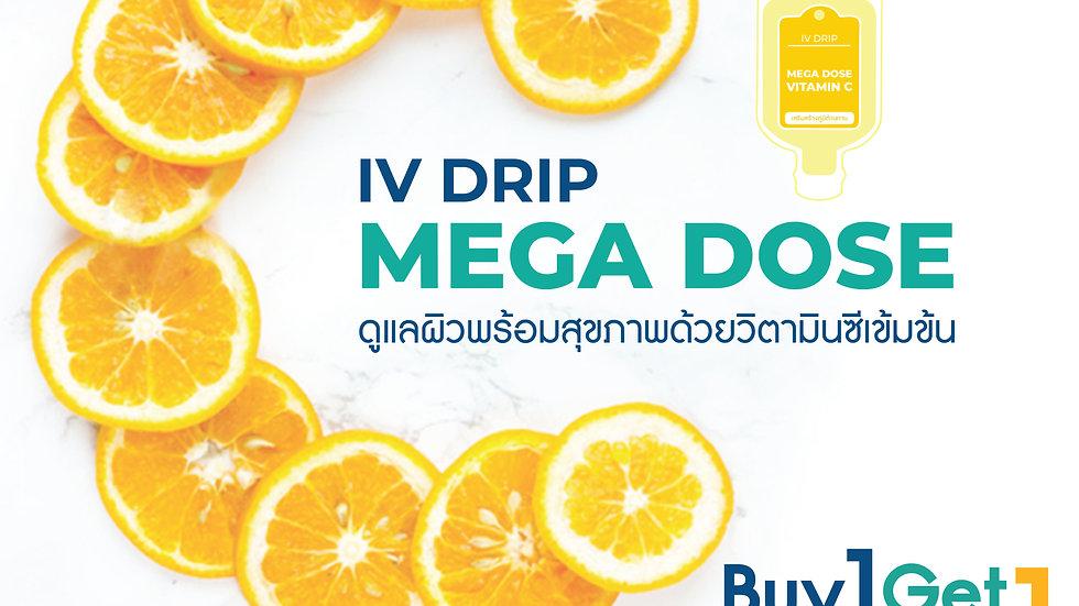 IV Drip - Mega Dose