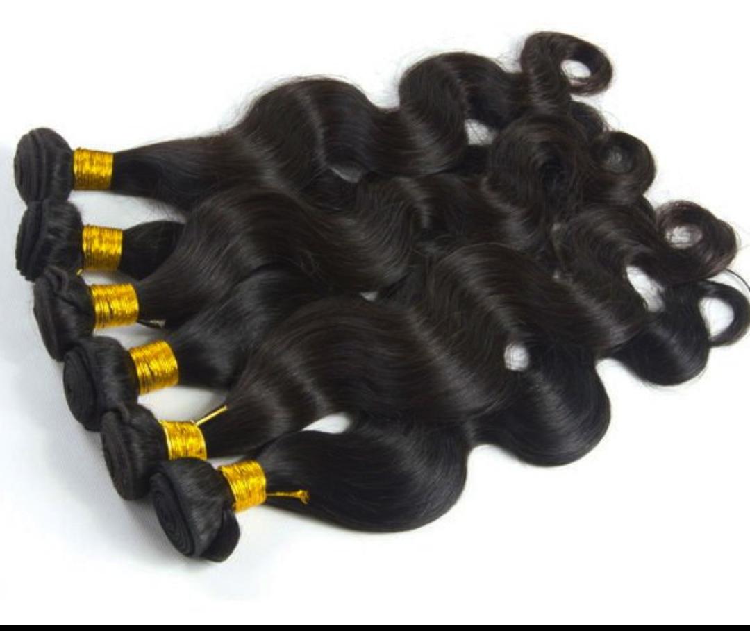 Brazillian Wavy Hair