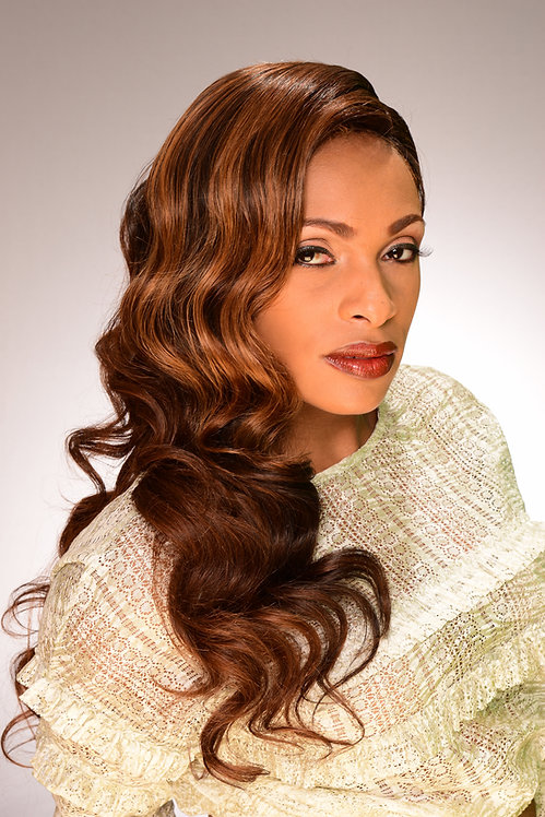 Tinq Rich Collection Luxury Raw Body Wave Hair with Lace Closure