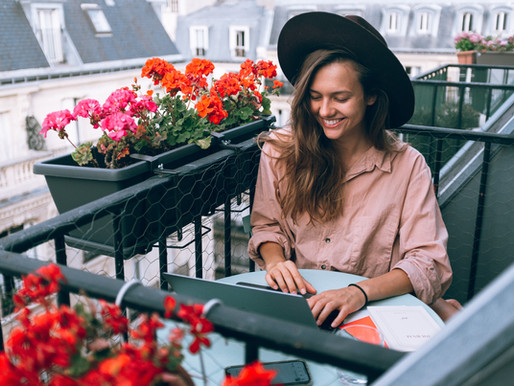 What Does It Take to Be a Digital Nomad?