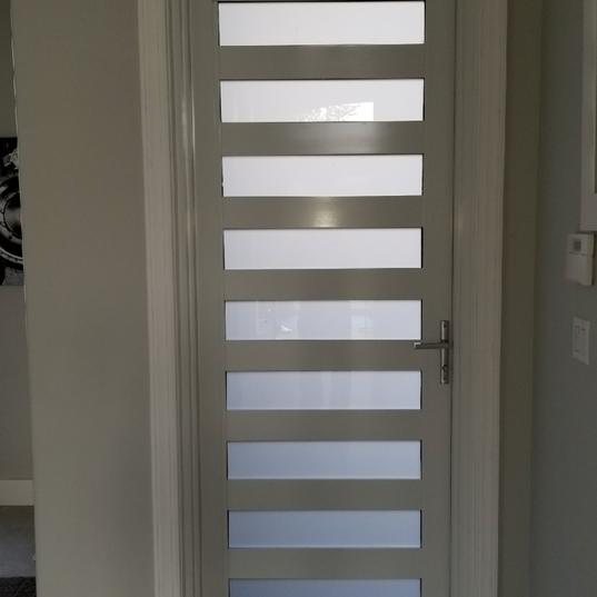 Custom Design Entry Door