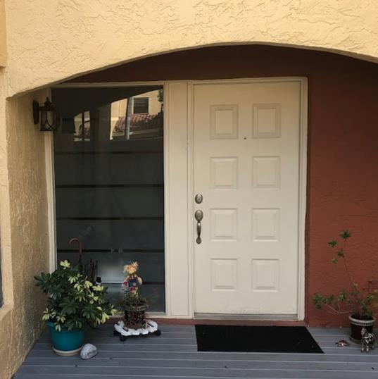 Fixed Side Window