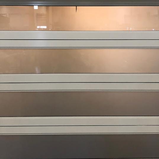 Custom Design Garage Door