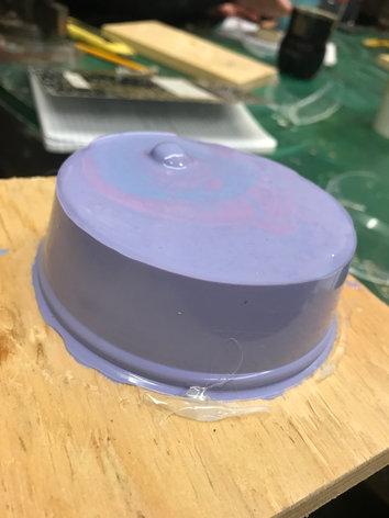 Silicone Cast Molding