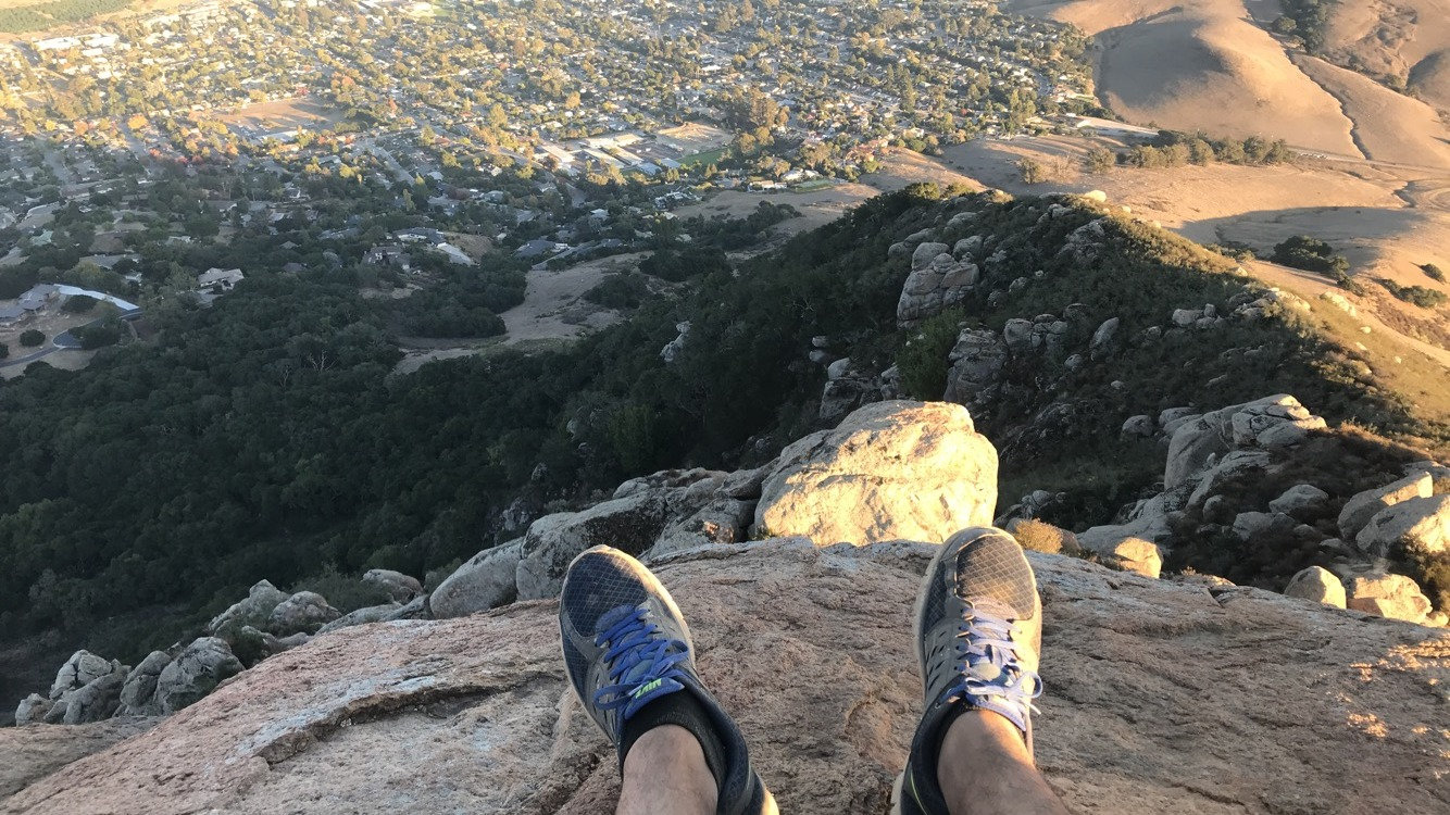 Bishop Peak, CA