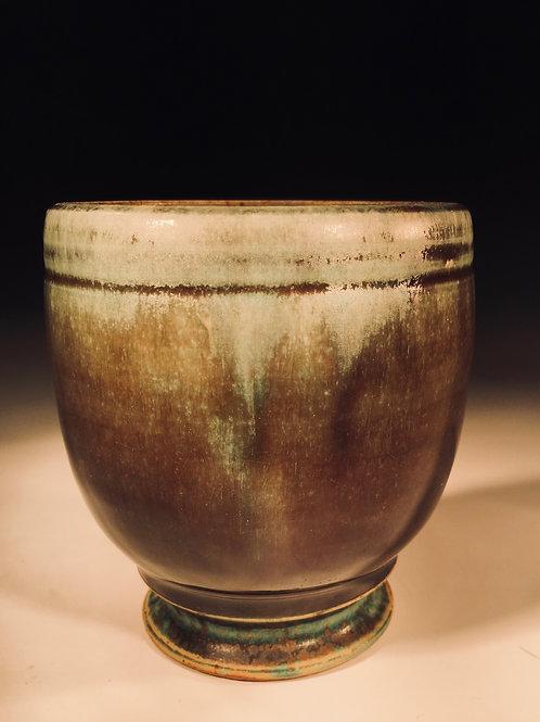 Mortar Bowl  Stoneware