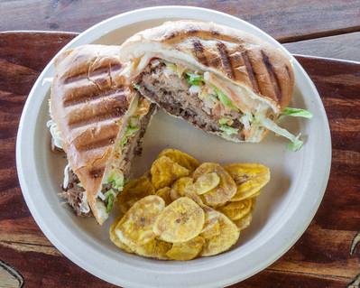 Triple Rican Sandwich