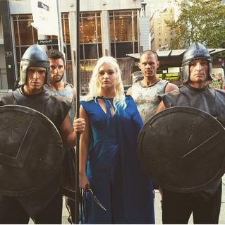 Game of Thrones Season 5 Launch