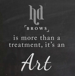 Good Brow's Don't Happen by Chance...