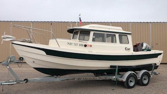 2004 C-Dory Cruiser