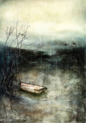 Desolation comes upon the sky