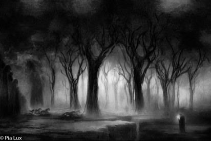 Feel the power of living things, the trees have gone to war...