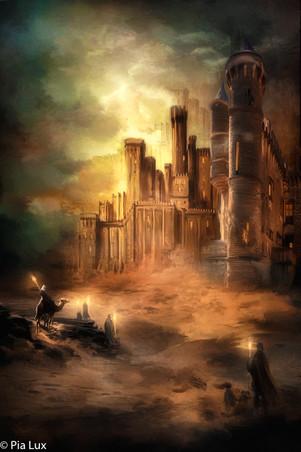 In places deep, where dark things sleep....