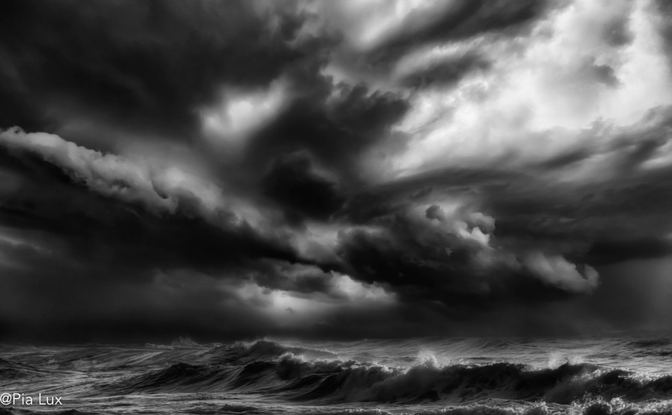 The raging tempest mono