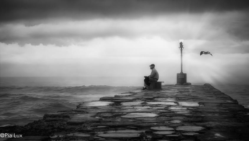 Seeking solitude