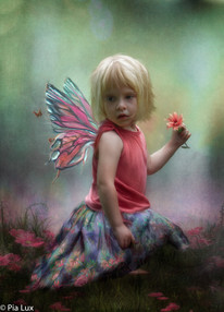 She was a fairy...