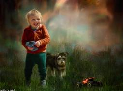 Childhood joy
