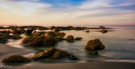 The silent rocks of Hannasbaai