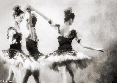 Dancing together...