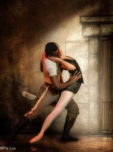 Carmen passionate dance