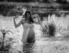 Christine maternity shoot rivier Jan'19