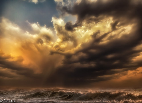 The Sun and the Storm
