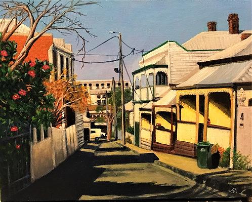 Melbourne Terraces