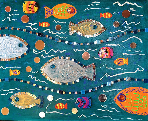 Fishies in the Sea