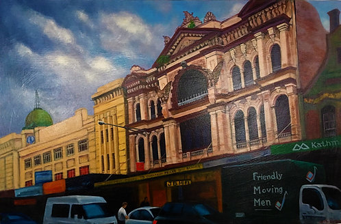 Prahran Arcade, Chapel Street, Melbourne