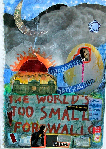 'The World's Too Small'