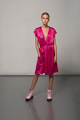 NUCLEAR Kimono Dress