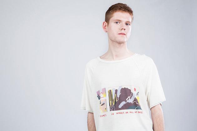 Wet Dreams T-shirt - Spicy Ride L