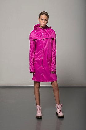 NUCLEAR Rain Coat