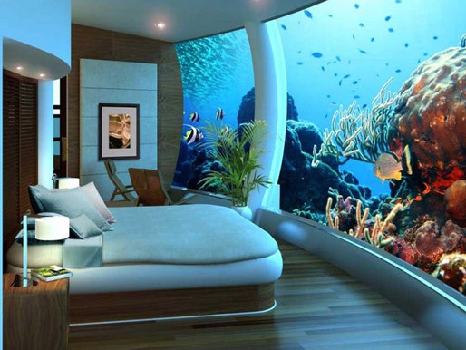 Live Your Best Life with These Top 5 Underwater Hotels